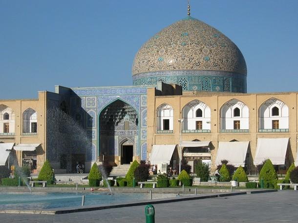 monument-Cheikh Lotfollah Mosquée, Iran