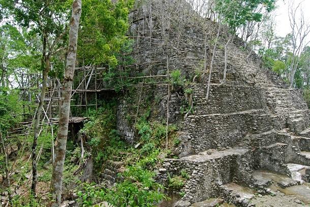 monument-El Mirador, Guatemala