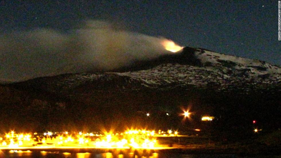volcano-capahue