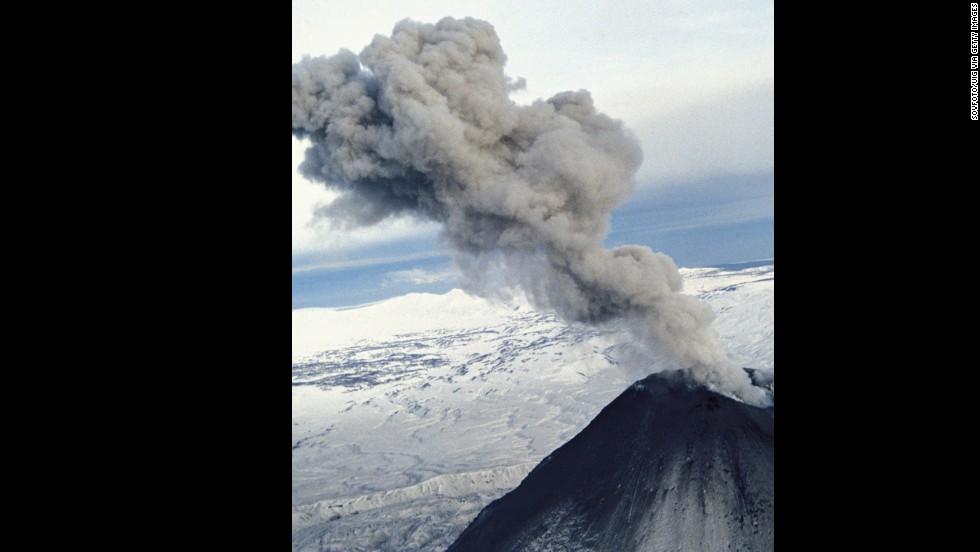 volcano-karymsky