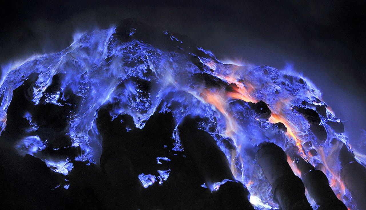 La nature incroyable Volcan-Kawah-Ijen-2