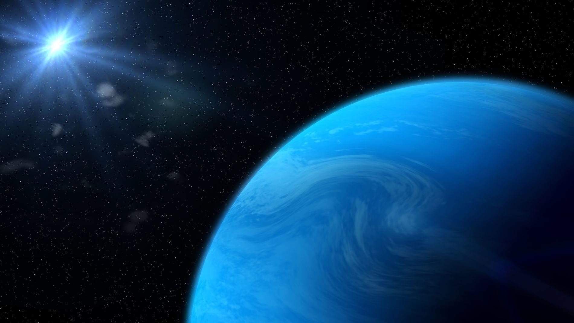 exoplanète-ocean