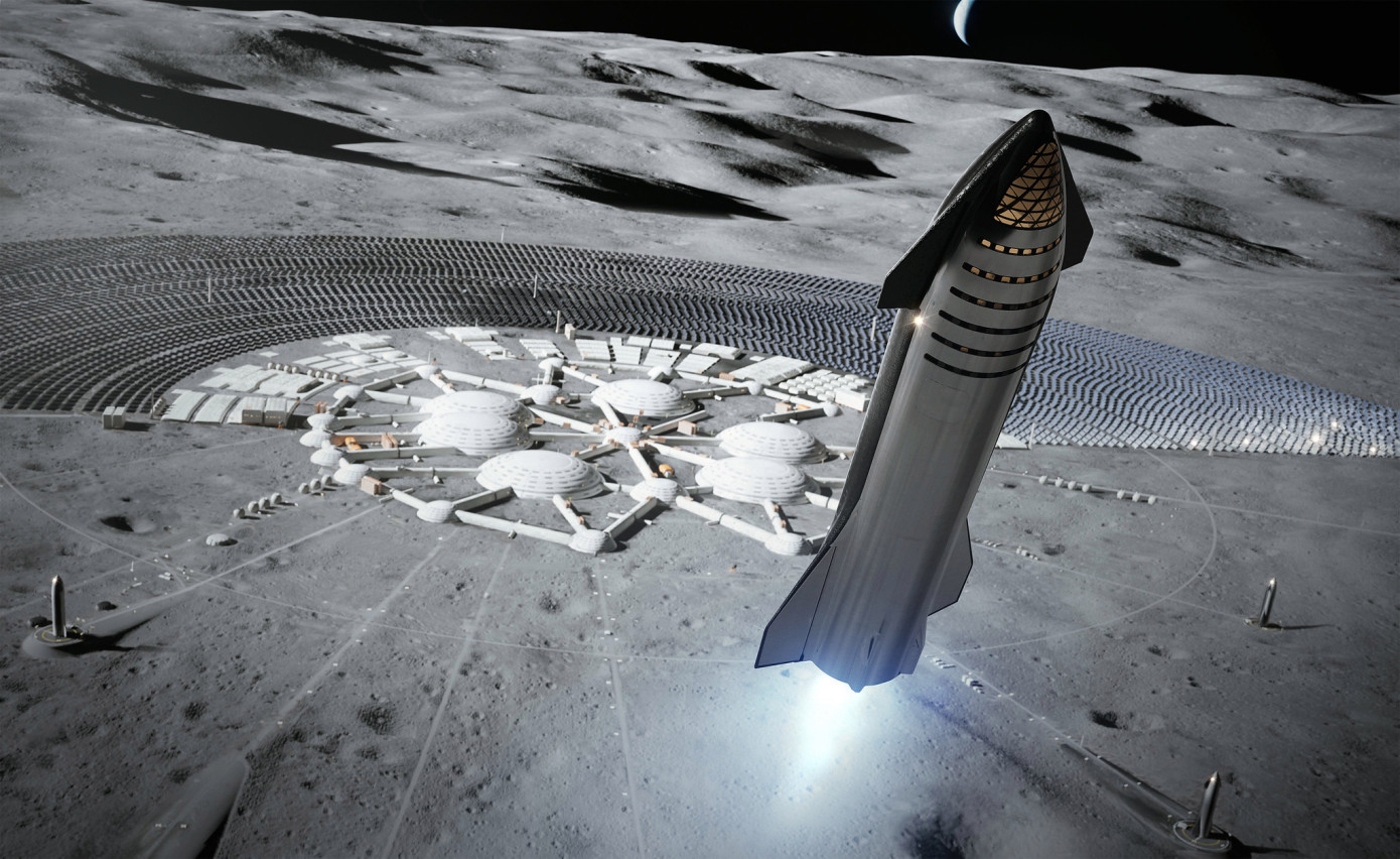 spacex-lune