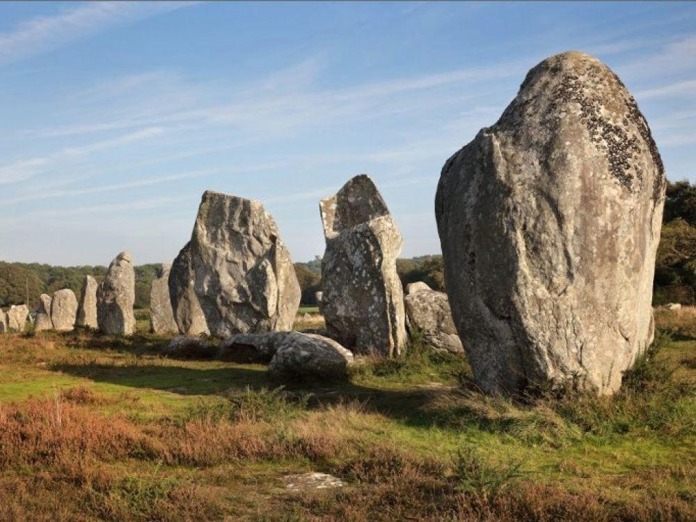 Menhirs-Carnac