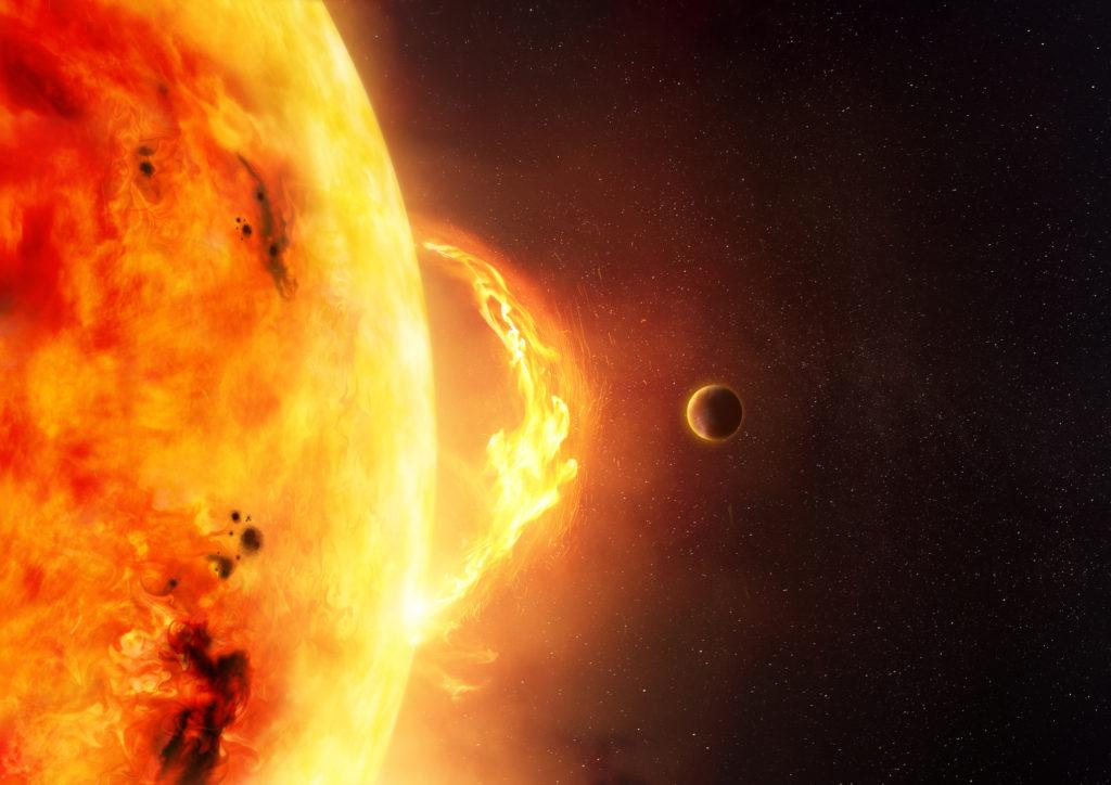 The Sun – Solar Flare