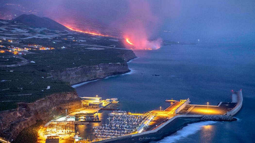 cumbre vieja éruption 2021
