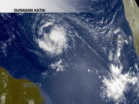 tempete tropicale katia 2011