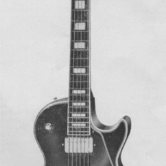 Gibson Les Paul Wiring Diagram Mcb 1968 And 1969 Serial Number Information Image From Gazette