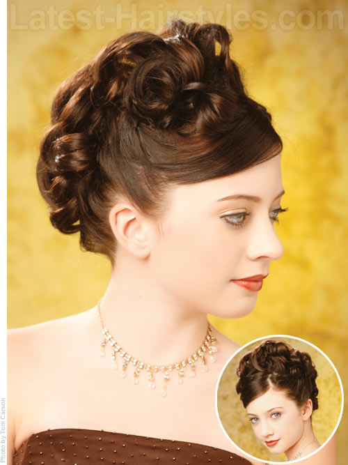Winter Formal Hairstyles  Easy Guide To Stunning Winter Formal Hair