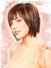 easy and short layered hairstyles