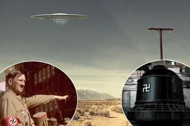 nazi ufo roswell