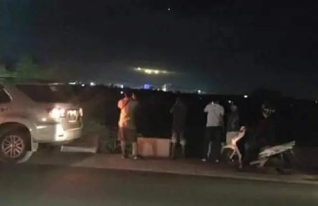 Pampanga UFOs