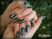 latest nail art design 2012 -2013
