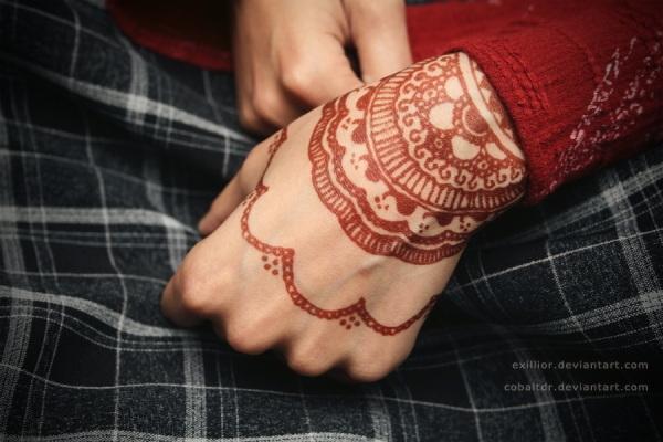 20 Henna Wrist Tattoos For Men Cool Ideas And Designs