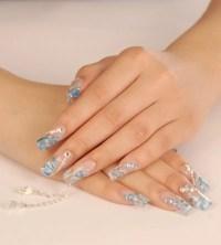 Acrylic Nail Art Designs 2014 - Beautiful Nail Painting ideas