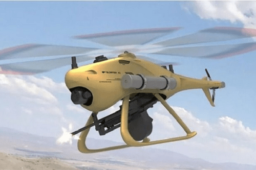 Chinese intelligence drone