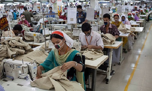 Clothing sector