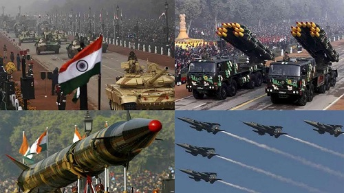 India's military power
