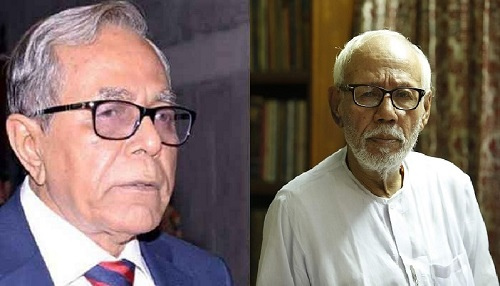 A.T.M. Shamsuzzaman and Abdul Hamid