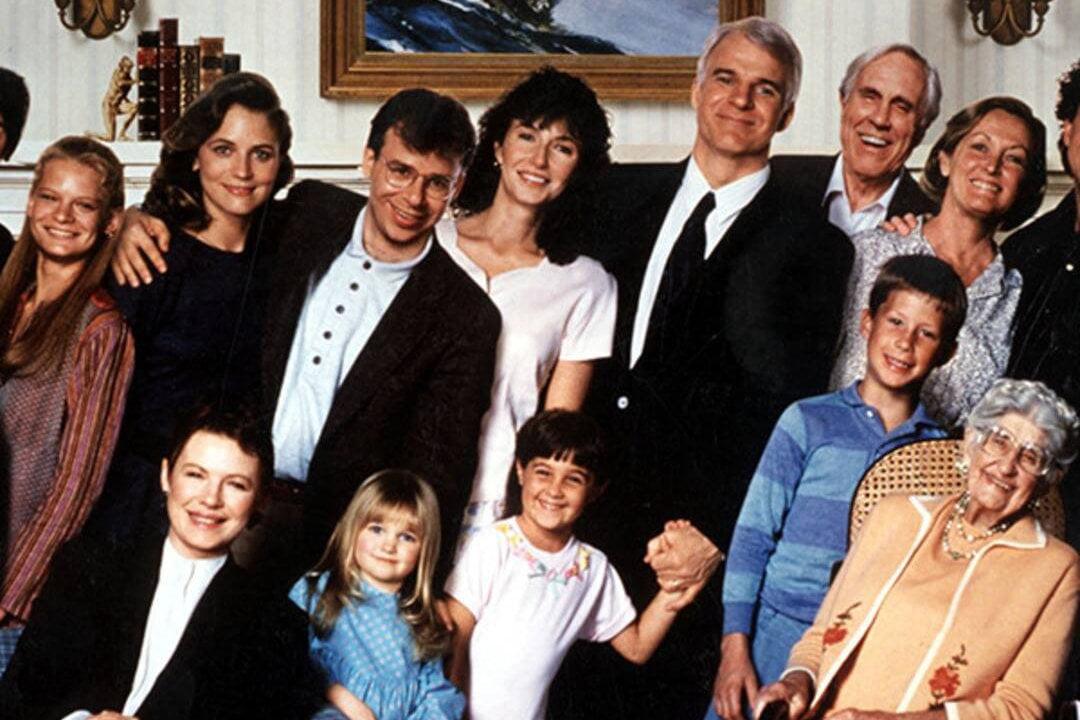 rick moranis family