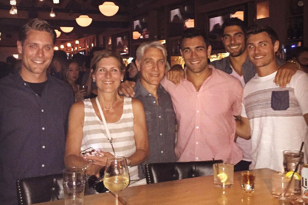 jimmy garoppolo family
