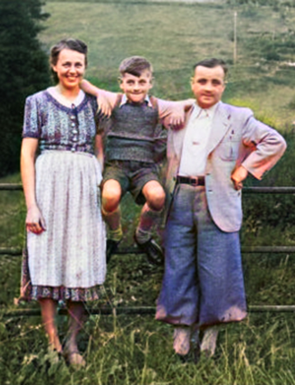 eric carle family