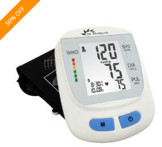 BP Monitor, Glucometer & Digital Thermometer Combo Discount on Homeshop18
