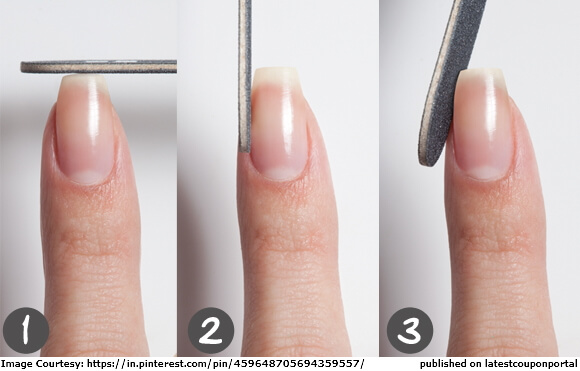 Cut & Shape up your Nails