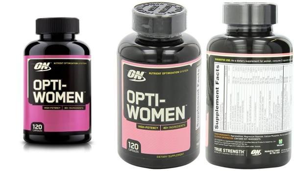 Opti Womens Vitamins