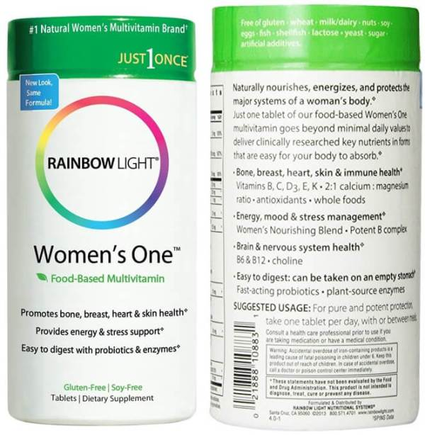 Rainbow Light Women's One, 150 Tablets