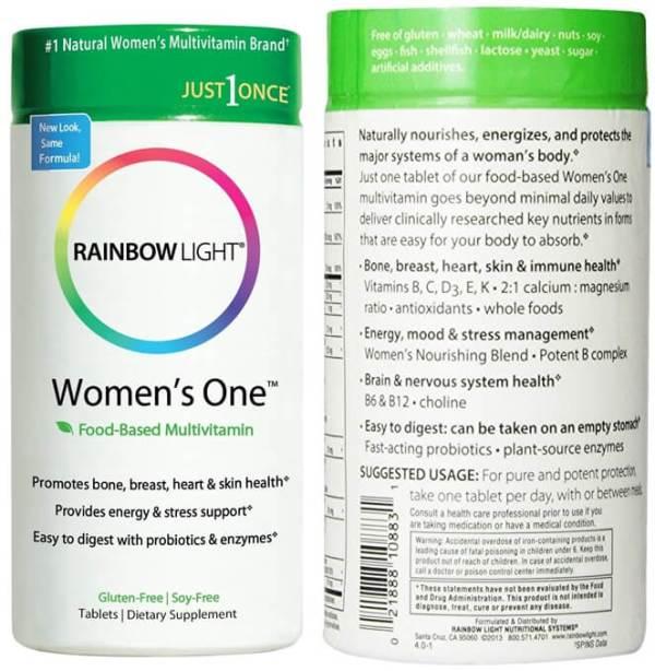 Rainbow Light Women's One, 150 Tablets