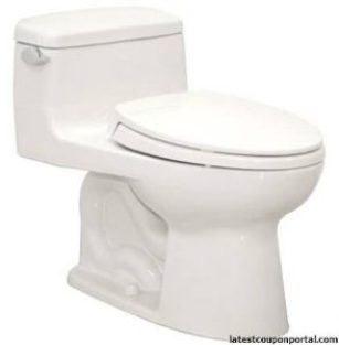 Supreme Elongated One Piece Toilet