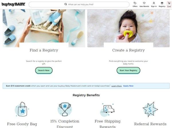 buybuybaby.com baby registry