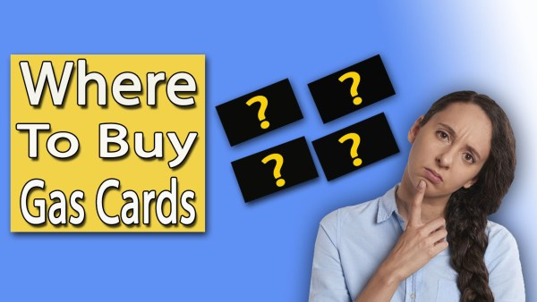 Where to Buy Gas Cards