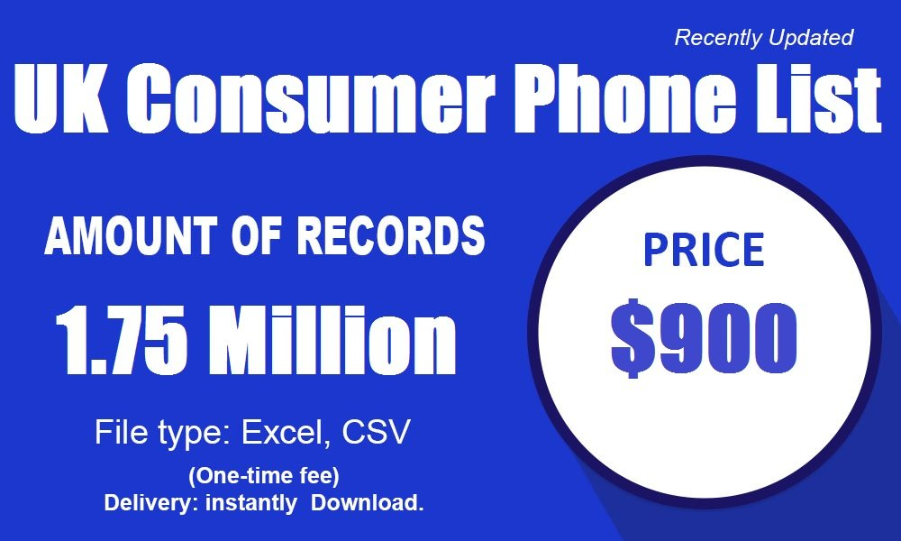 Storbritanniens konsumenttelefonlista