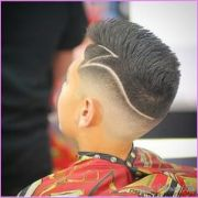 cool simple haircut design