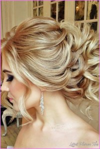Hairstyles For Wedding Guests - LatestFashionTips.com