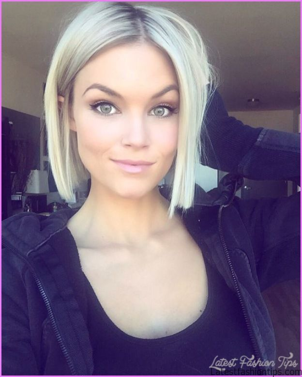 Womens Short Hairstyles For Fine Hair Page 1