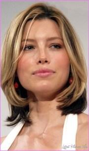 oval face shape haircuts