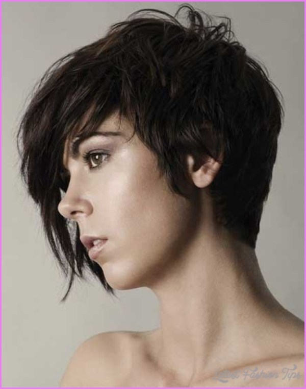 30 Short Asymmetrical Hairstyles For Thick Hair Hairstyles Ideas