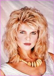 1980s hairstyles women