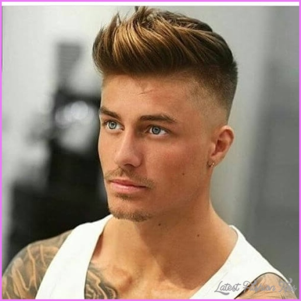 Best Mens Hairstyles For Thin Hair  LatestFashionTipscom