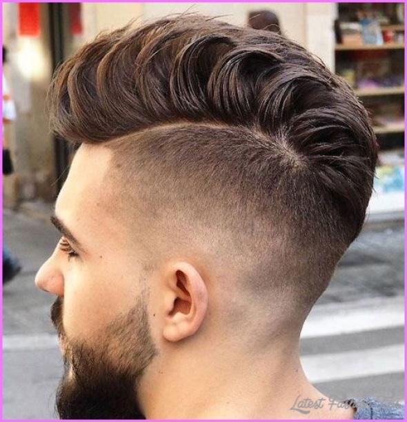 New Mens Hairstyles 2018  LatestFashionTipscom