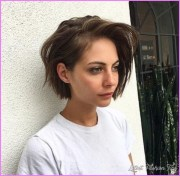short hairstyles women 2018