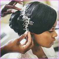 Wedding Hairstyles For African American Women ...
