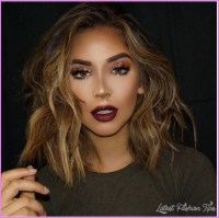 Curly Hairstyle Ideas for a Night Out - LatestFashionTips ...