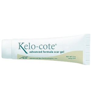 free kelo cote advanced scar treatment gel