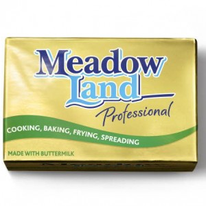 free meadowland butter sample