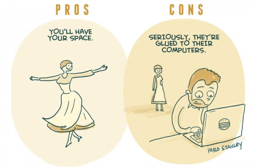 Pros and cons dating a programmer