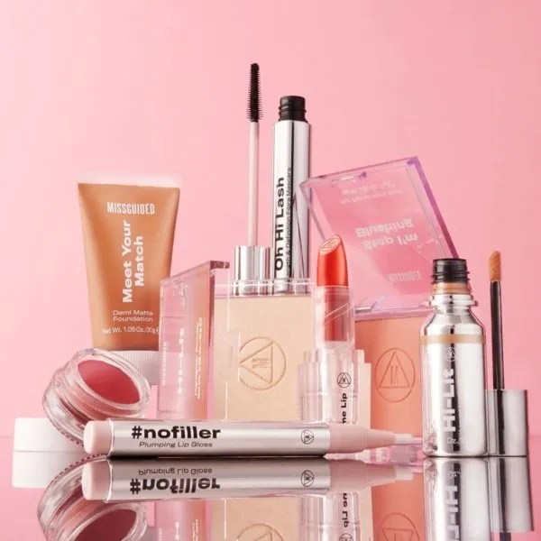 MISSGUIDED MAKEUP